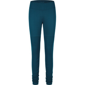 super.natural W's Motion Yoga Tight Peacock